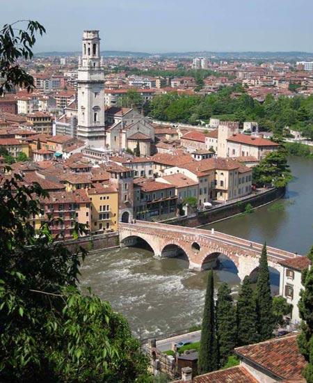 Campings Provincie Verona